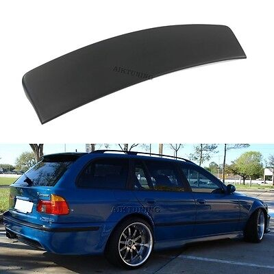 $149 • Buy Rear Trunk Spoiler Tailgate Lid Lip Wing Ducktail Apron (Fits BMW E39 Touring)