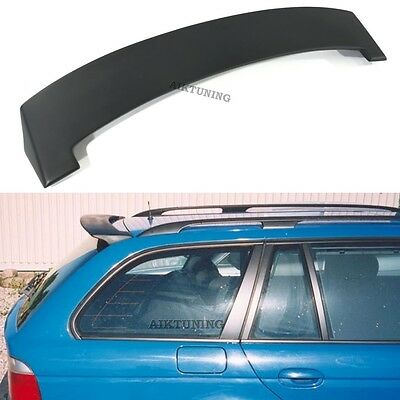 $149 • Buy Rear Trunk Spoiler Tail Gate Lid Lip Wing (Fits BMW E39 Touring Estate Wagon)