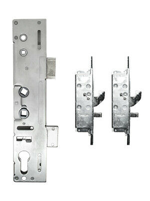Lockmaster Milamaster 2 Hook 2 Pin Bolt 2 Roller Upvc Door Lock 35mm Backset • 75.30£