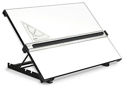 £69.99 • Buy A3 A2 Drawing Board With PARALLEL MOTION & STAND Tilted Architecture WOODEN!