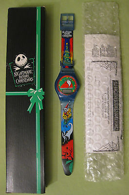 $ CDN26.28 • Buy Vintage Halloween Themed Nightmare Before Christmas Watch New In Box