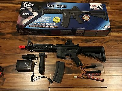 $295 • Buy Airsoft M4 With Accessories