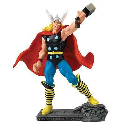 Marvel By Enesco Thor Marvel Figurine New Boxed A27602 • 26£