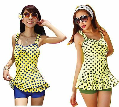 CF35193 One Piece Swimsuit For Women With Skirt 1 Piece Women Swimsuit  • 15.23£