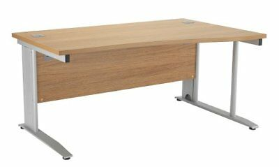 £330 • Buy One - 1600mm Right Hand Wave Desk
