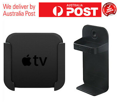 AU19.95 • Buy Apple TV Mounting System For 4th Generation Apple TV With Remote Holder