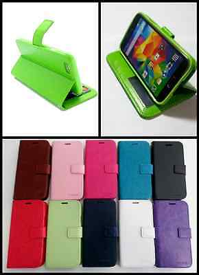 $ CDN10.99 • Buy Samsung Galaxy S Phones Wallet Flip Case ID Window Card Slots Pocket Kickstand