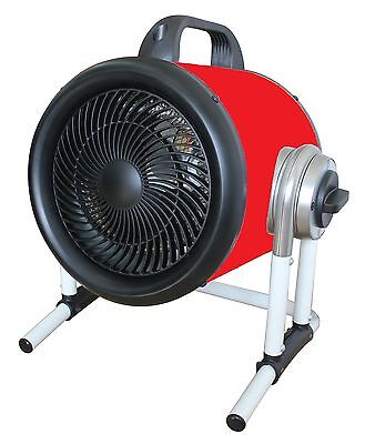 £69.99 • Buy Sahara 5kw Industrial Fan Heater 1 Year Guarantee Next Day Delivery