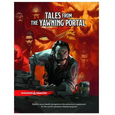 AU54.85 • Buy D&D Dungeons & Dragons Tales From The Yawning Portal