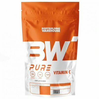 Vitamin C Powder - 100% Pure Pharmaceutical Grade Ascorbic Acid (500g) • 6.99£