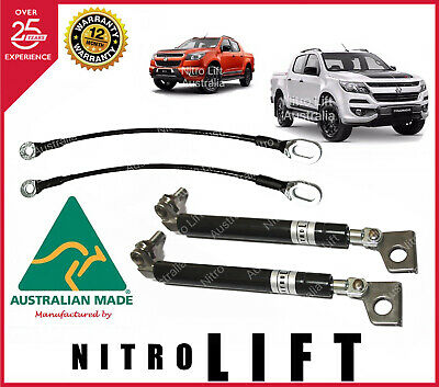 AU213.95 • Buy Holden Colorado Ls Ltz Z71 Rear Tailgate Slow Down Easy Up Strut Kit + Cables