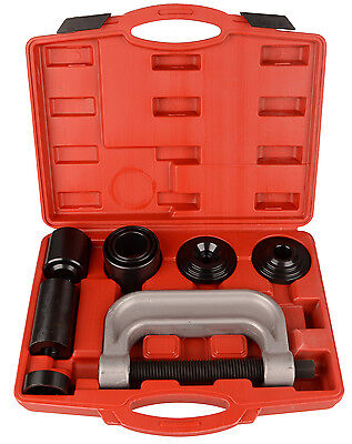 $43.95 • Buy Heavy Duty 4 In 1 Ball Joint Press & U Joint Removal Tool Kit With 4x4 Adapters
