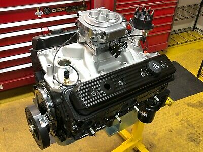383ci Small Block Chevy Pro-Street Engine EFI 500hp+ Built-To-Order Dyno Tuned • 9,499.95$