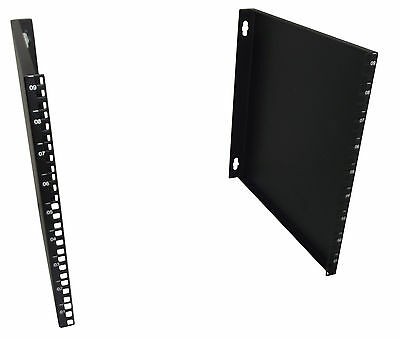 £30 • Buy 9U 400mm Deep 19  Rack Wall Mounted Bracket - Economic Cabinet Alternative!