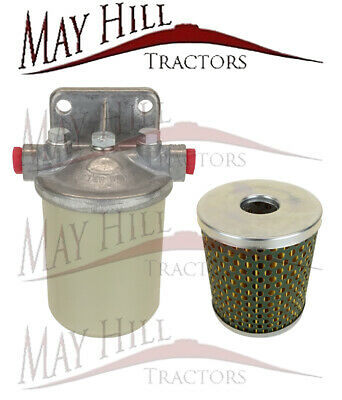 Fordson Major Tractor Fuel Filter Assembly • 25.80£