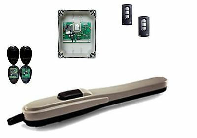£419 • Buy Extra Large Single Electric Gate Remote Opener Kit For 4.5m Gate