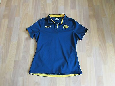 ISC LEEDS Rhinos RUGBY League Shirt / Top CHILD Age 12 • 11.99£