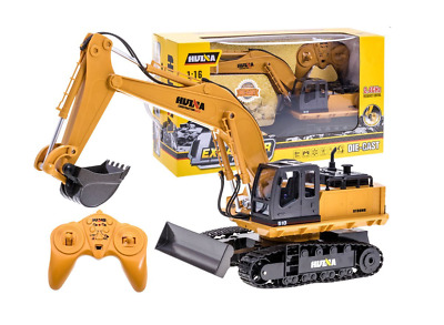 Large Realistic Remote Controlled RC DIGGER Excavator Battery Charger  • 45.99£