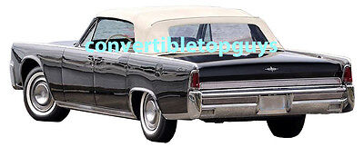 $489.95 • Buy Lincoln Continental Convertible Top Package 1964-1965