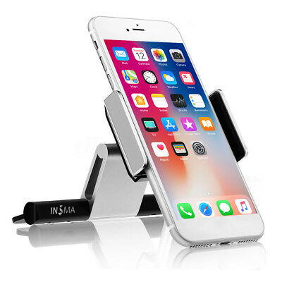 Universal 360° In Car CD Slot Holder Mount Stand For Mobile Cell Phone AU • 14.84AU