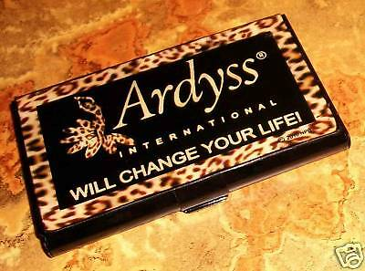£25.34 • Buy Ardyss Int'l Business Card/Credit Case Holder - Maker Of The Body Magic Ret. $45