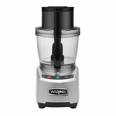 View Details Waring Food Processor With Sealed Batch Bowl & Safety Interlock 700W - 3.8 L • 705.58£