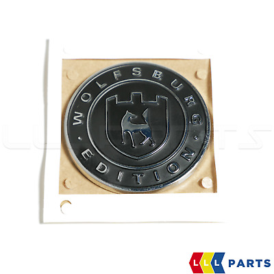 New Genuine Vw Touareg Side Wolfsburg Edition Badge Emblem 561853688dyms • 23.75£