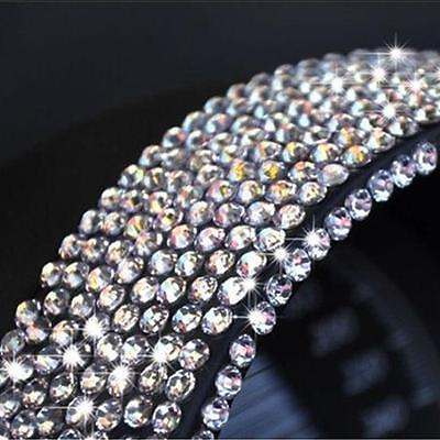 1000pcs Adhesive Sticky Diamante Rhinestone Crystal Craft Gems Stickers Jewels • 3.95£