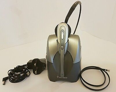 £49.99 • Buy Plantronics Poly CS60 Call Centre Office Wireless Headset System