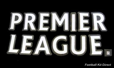 £1.50 • Buy Official Premier League Lextra  07-12 Football Shirt White Letter Player Size