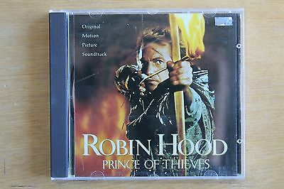 Robin Hood: Prince Of Thieves (Original Motion Picture Soundtrack)    (Box C283) • 8.24£
