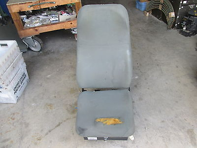 $349 • Buy Used Air Ride Bucket Seat For Military Vehicle Or ?? M923? M35A2?