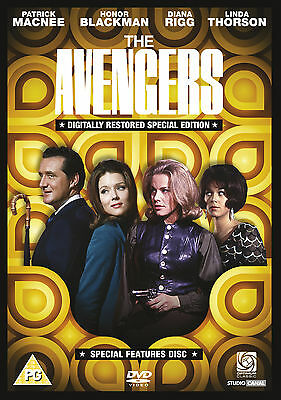 THE AVENGERS - SPECIAL FEATURES DISC (DVD) (New) • 6.99£