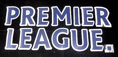 £1.50 • Buy Official Premier League Lextra 07-12 Football Navy Letter Player Size