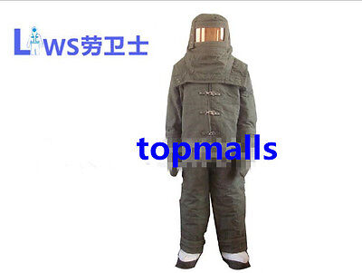 Thermal Radiation 1000 Degree Heat Insulation Fire Proximity Suit • 1,296$