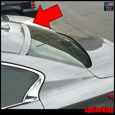 $ CDN103.72 • Buy (818R) StanceNride Rear Roof Spoiler Window Wing Fits Infiniti Q50 /Q50s 2014-on