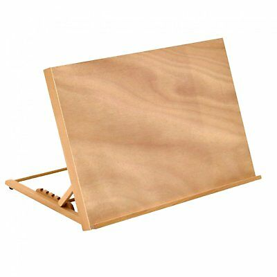 NEW! A2 Wooden Art Drawing Board Table Canvas Workstation Sketch Easel • 24.99£
