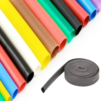Heat Shrink 2:1 Heatshrink Tubing Electrical Sleeving Cable/wire Tube All Colour • 1.69£