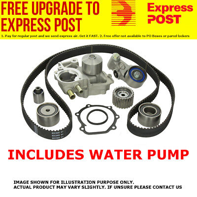 AU143.81 • Buy Timing Belt & Kit Water Pump For Toyota Corolla Ae95, Ae101 4a-fe 4afe -