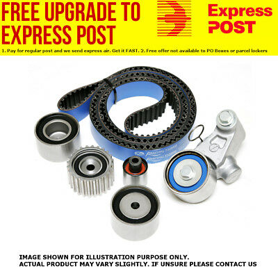 AU246.99 • Buy Timing Belt Kit For Subaru Impreza Wrx Gd,gg,g3 Ej204,ej20 Dohc Turbo