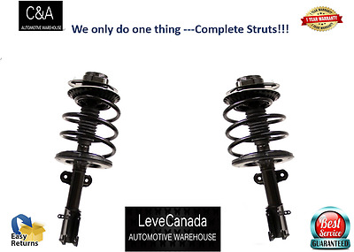 $121.41 • Buy 2002-2012 Jeep Liberty(2) Front Quick Complete Struts & Coil Spring Assembly