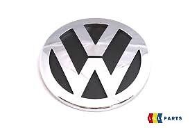 New Genuine Touran 03-10 Touareg 07-10 Rear Trunk Boot Badge Emblem 1t0853630b • 44.99£