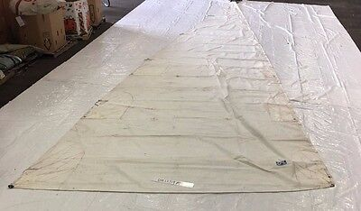 $495 • Buy Dacron Mainsail By UK Sailmakers - 40.9' Luff, Fair Condition