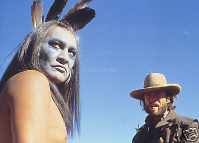 $ CDN6.22 • Buy Clint Eastwood Will Sampson Outlaw Josey Wales Rare
