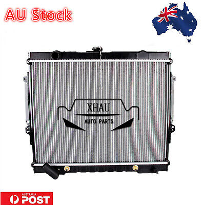 AU999 • Buy Radiator For Mitsubishi Pajero NH/NJ/NL/NK 1989-1999 3.5L V6 Petrol Core-H 450mm