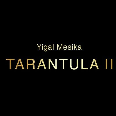 Tarantula II By Yigal Mesika - Amazing Magic Levitation Trick - New Version • 69.95£