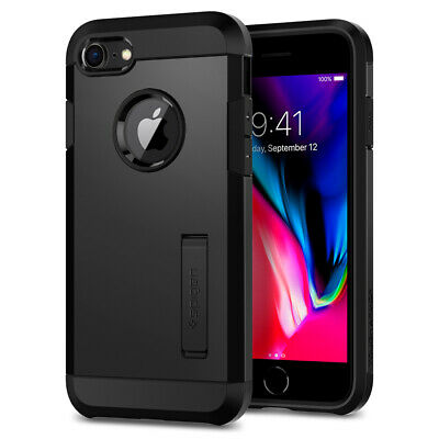 AU22.11 • Buy IPhone 8/7 Case I Spigen® [Tough Armor 2nd Gen] Dual Layered Protective Cover
