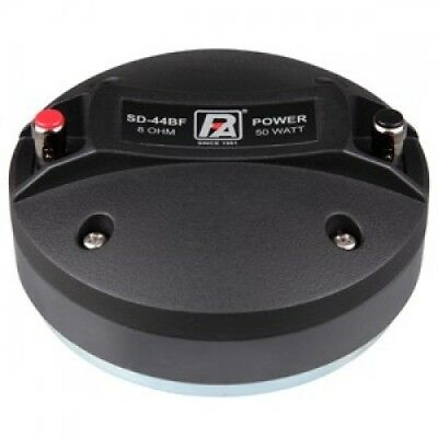 P-Audio SD-44BF 50W 1  Bolt On Compression Driver • 44.15£