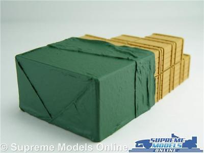 £8.99 • Buy Sheeted Crate Truck Lorry Load 1:50 Scale Suitable For Corgi Classic & Modern K8