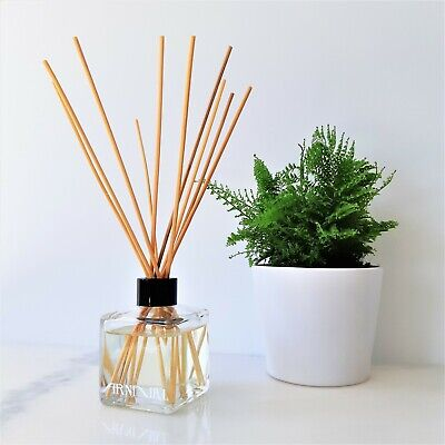AU22.40 • Buy Scent REED DIFFUSER 150ml + STICKS & BOX Home Fragrance Diffusers AIR FRESHENER